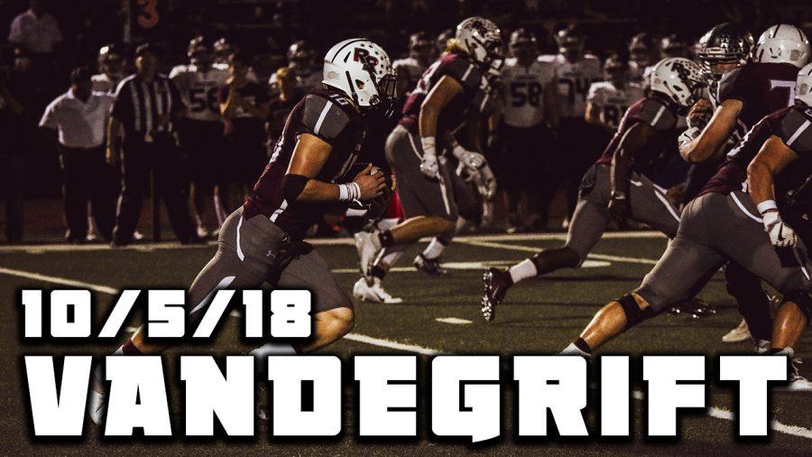 Round Rock vs Vandegrift | 10/5/18 | Post Game Report