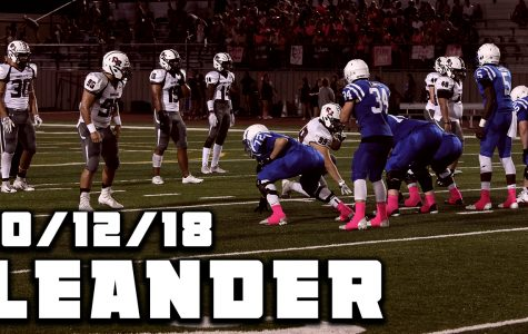 Round Rock vs Leander | 10/12/18 | Post Game Report