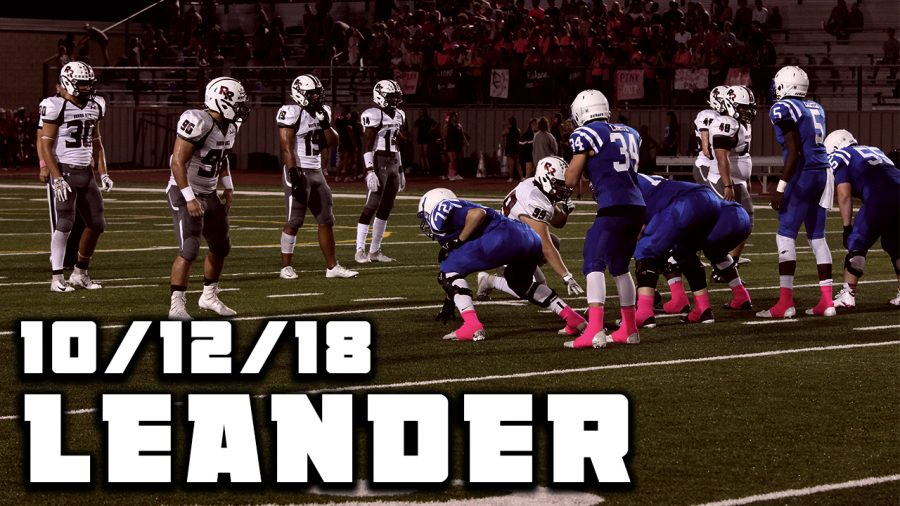 Round Rock vs Leander | 10/12/18 | Post Game Report