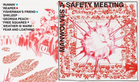 Letter of Recomendation | A Saftey Meeting by Manwolves