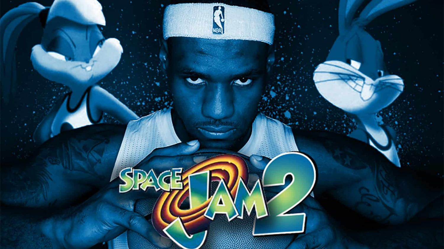 Space Jam 2 poster.