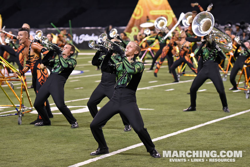 """""""Marching Music's Major League"""""""