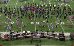 Band Narrowly Misses Out on State Finals