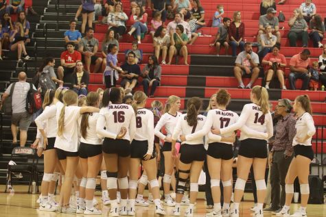 Volleyball Makes Waves in the State Tournament