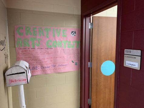 Creative Arts Contest Invites Student Entries