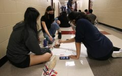 Student Council Organizes Projects to Contribute to Community